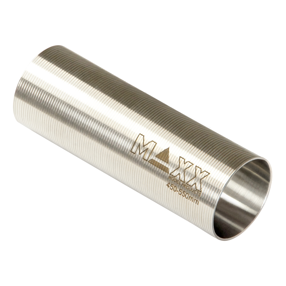 CNC Hardened Stainless Steel Cylinder - TYPE A (450 - 550mm)