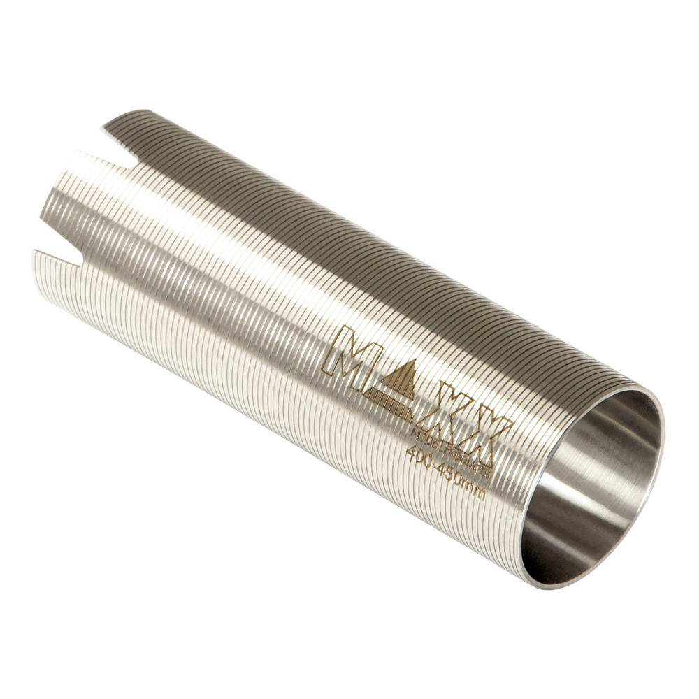 CNC Hardened Stainless Steel Cylinder - TYPE B (400 - 450mm)